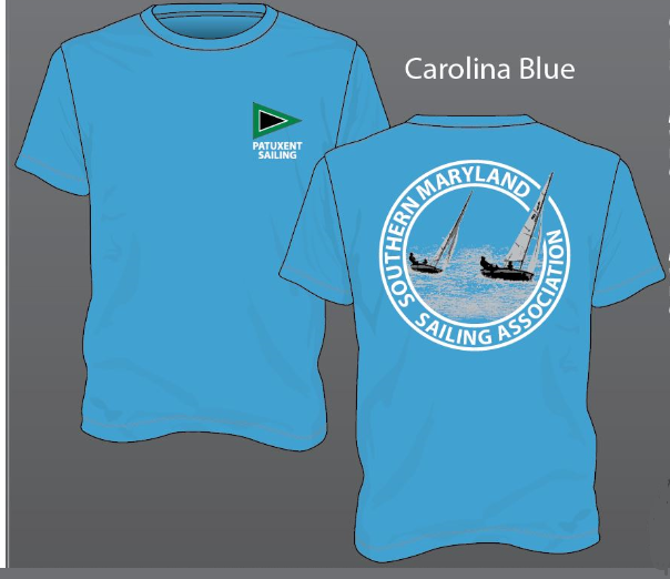 HS shirt Carolina Blue